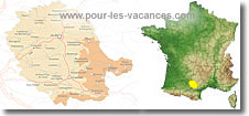 week-end Tarn