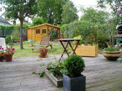 Photos h bergement le jardin de glenmor for Cote et jardin ile aux moines