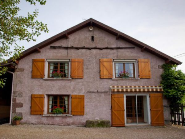 La Maison des Prés, Gîte à La Chapelle aux Bois, Vosges