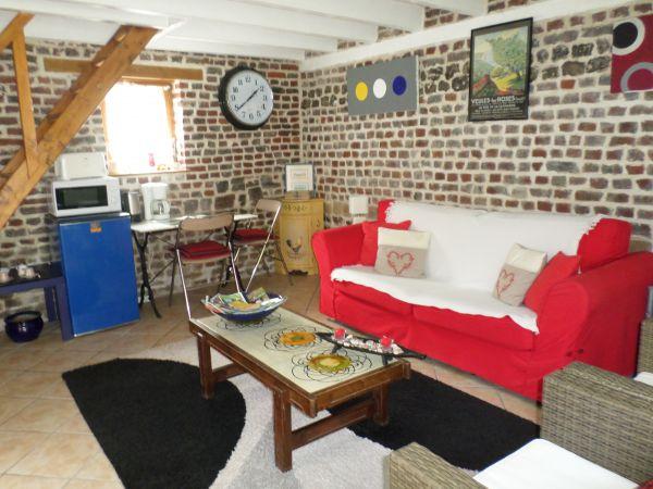 La Petite Maison  Chambre DHtes  Veules Les Roses Seine Maritime