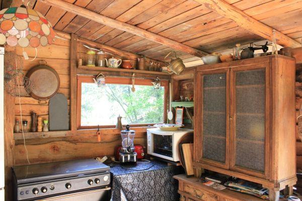 Le campement yourtes d couverte vacances insolites en for Cuisine yourte