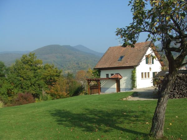 Gite la maison g te de vacances kaysersberg haut rhin for Piscine kaysersberg