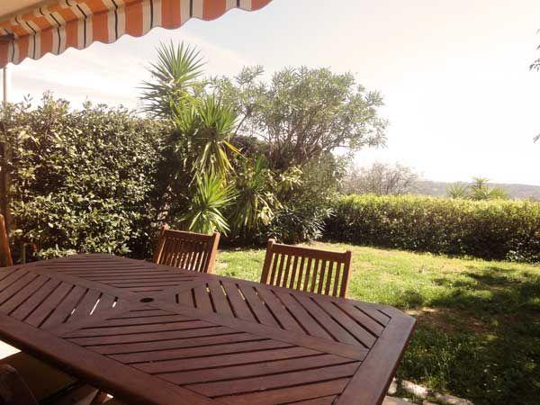 Descriptif location l 39 altirama location de vacances grasse for Jardin 700m2