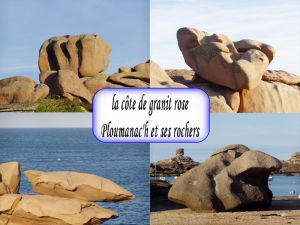 Ploumanac'h : le plus beau village de France 2015