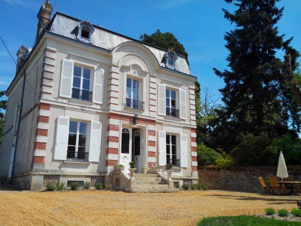 La Buissonnière, Chambres d\'hôtes à Azay le Rideau, Indre et Loire