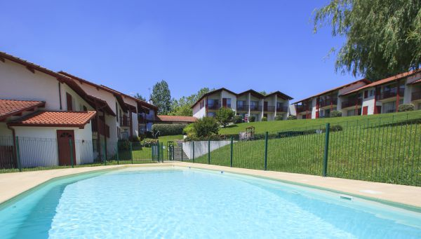 Appartement piscine pays basque