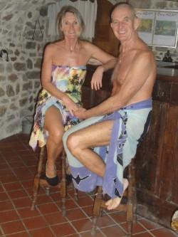 Couples érotiques vacances
