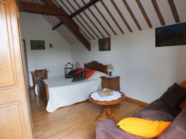 chambre avec terrasse chambre pibeste vue depuis la terrasse de la ...