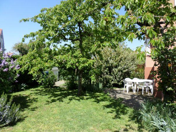 Mme klink location d 39 un gite ungersheim haut rhin - Terrasse et jardin haut rhin mulhouse ...