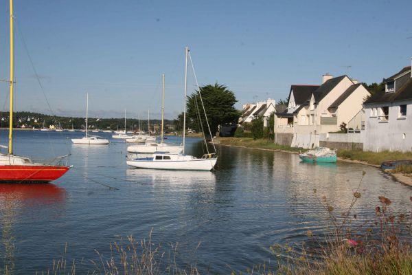 La maison au bord de l 39 eau chambres d 39 h tes fouesnant - Chambres d hotes finistere bord de mer ...