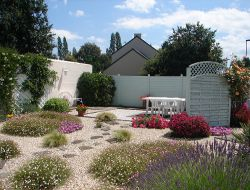Holiday home close to La Baule in France. near Saint Lyphard