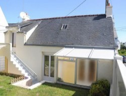 Holiday rental in Concarneau in Brittany near Rosporden