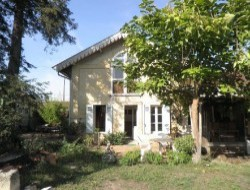Bed and Breakfast close to Bordeaux in France.
