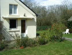 Seaside holiday home in south Brittany. near Pont Scorff