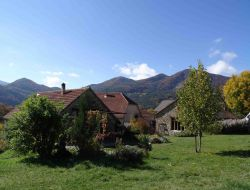 Holiday home in the Drome, Rhone Alps near Recoubeau Jansac
