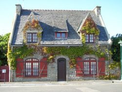 B & B in the headland of Brittany.