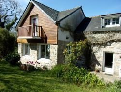Holiday home close to Brest in France.