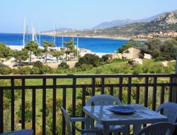 Location en village vacances corse