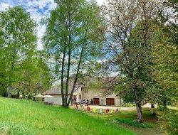 Gite rural lacs du Jura.