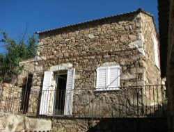 Holiday cottage in Center Corsica. near Sagone