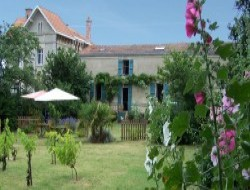 B & B close to Fort Boyard in France. near Trizay