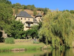 B & B near Conques in the Aveyron
