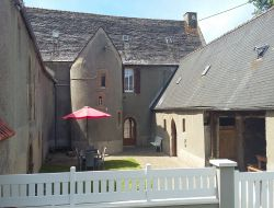 Holiday cottage close to Morlaix in France. near Mespaul