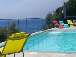 Rent of apartments and mini villa in the Gulf of St Florent