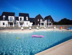 Location en résidence de vacances en Bretagne.
