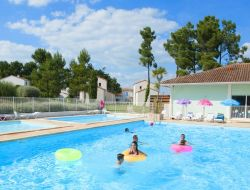 Holiday accommodation on the Oleron island.
