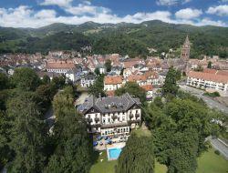 Location en residence de vacances en Alsace.