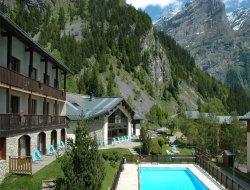 Résidence de tourisme à Pralognan la Vanoise.