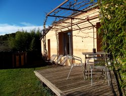 Holiday home close to Carcassonne. near Montazels