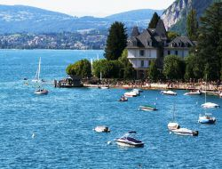 Holiday residence on the Lake Annecy