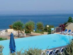 Holiday village close to Ajaccio in Corsica
