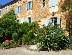 Holiday cottage near Bergerac in the Dordogne