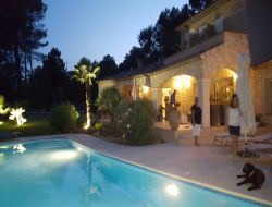 B & B with pool in Provence.