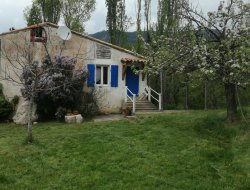 Country house in Rhone alps in France. near Recoubeau Jansac