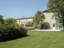 Bed and Breakfast near Montelimar in the Drome near La Repara Auriples