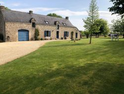 Holiday home near Vannes in Brittany. near Questembert