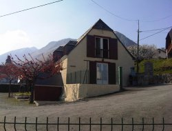 Holiday cottages in the Pyrenees mountains. near Argeles Gazost