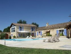 Holiday home in the Lot et Garonne, Aquitaine. near Saint Front sur Lémance