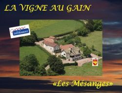 Holiday cottage close to Cluny in Burgundy.
