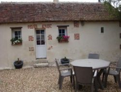 Holiday home close to Loire Castles in France. near Parçay Meslay