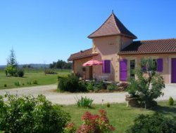Bed & Breakfast close to Sarlat in Aquitaine.