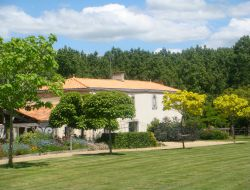 Bed & Breakfast in the Vendee, Loire Area. near Saint Florent des Bois