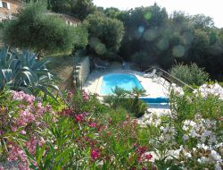 Bed and Breakfast close to Cannes in France. near Mougins