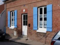 Holiday home in Le Crotoy, Bay of the Somme. near Saint Valery sur Somme