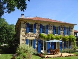 B & B in the Landes, Aquitaine.