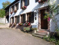Gite a louer en centre Alsace.